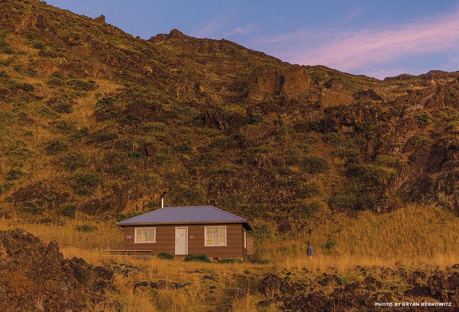 Holua cabin