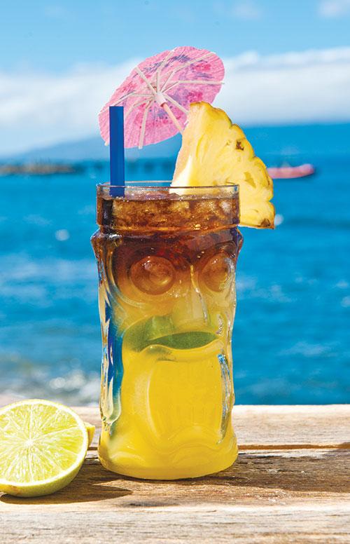 Honu cocktail