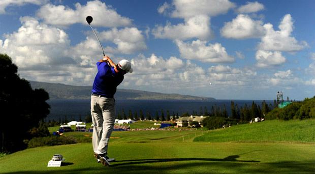 Hyundai Golf Tournament On Maui