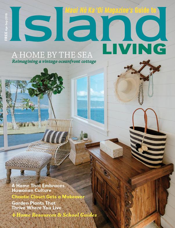 Island Living Magazine 2018