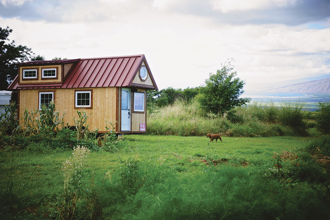 Think small tiny houses maui hawaii affordable housing for Small affordable homes