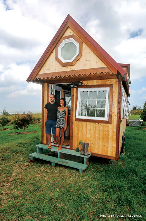 Think Small | Tiny Houses Maui Hawaii | Affordable Housing