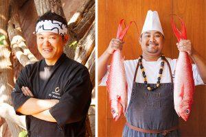 Japengo chefs
