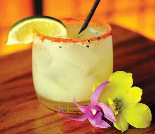 Japengo Maui cocktail