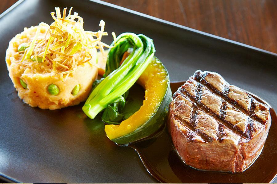 Japengo steak