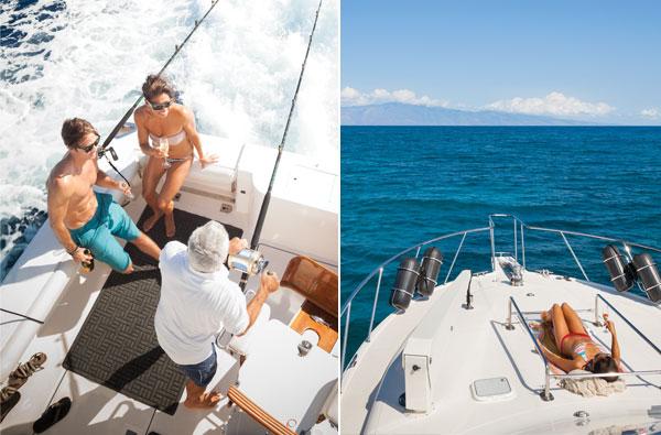 maui yacht trip