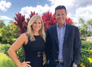 Jennifer Edwards and Eric Littlejohn
