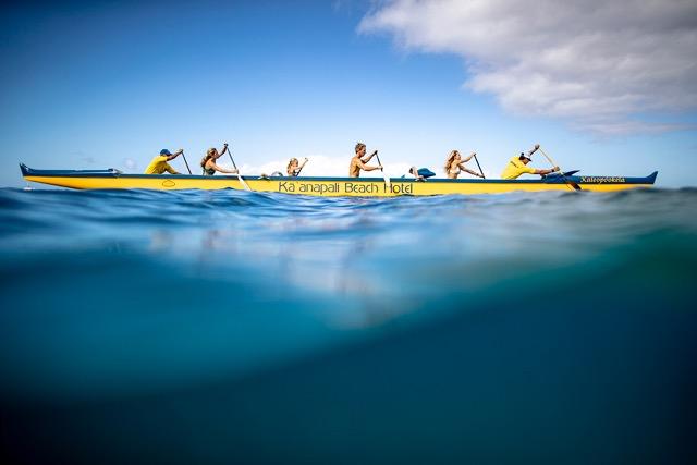 maui canoe rides