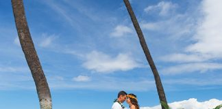 Kaanapali beach hotel weddings