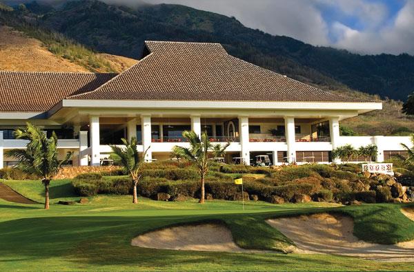 Kahili Golf Course Clubhouse