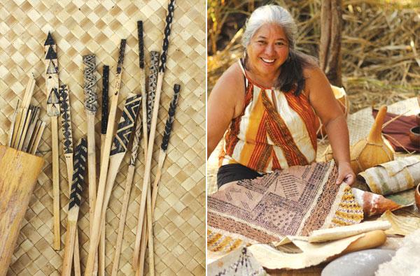 Kapa Making Modern Kapa Hawaiian Kapa