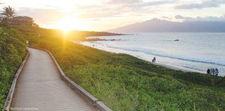 kapalua coastal walk