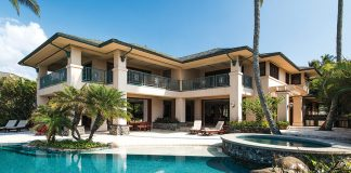 Kapalua luxury home