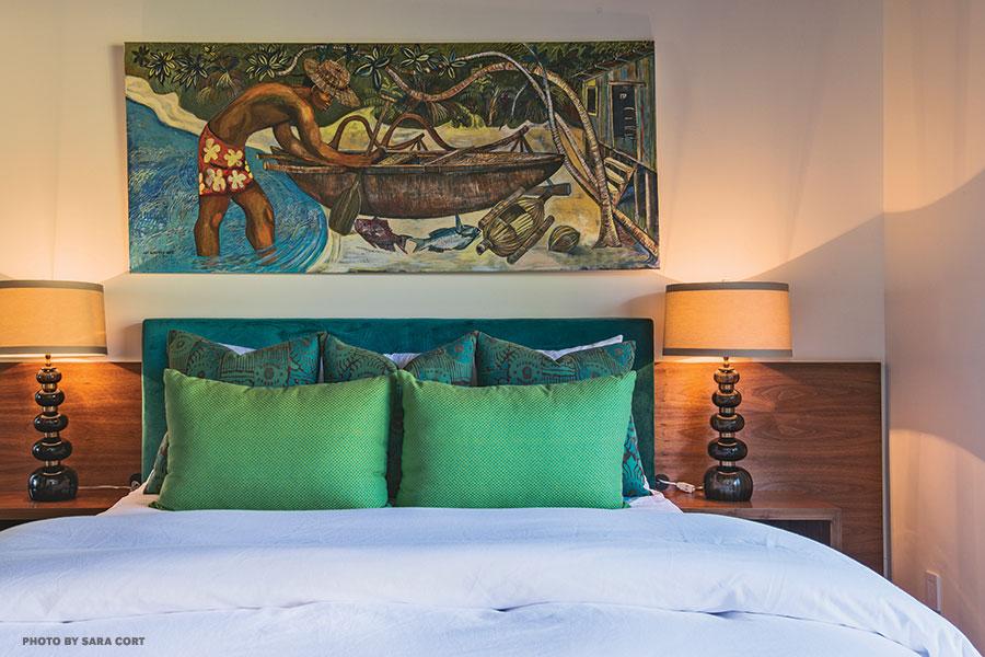 maui designer bedroom