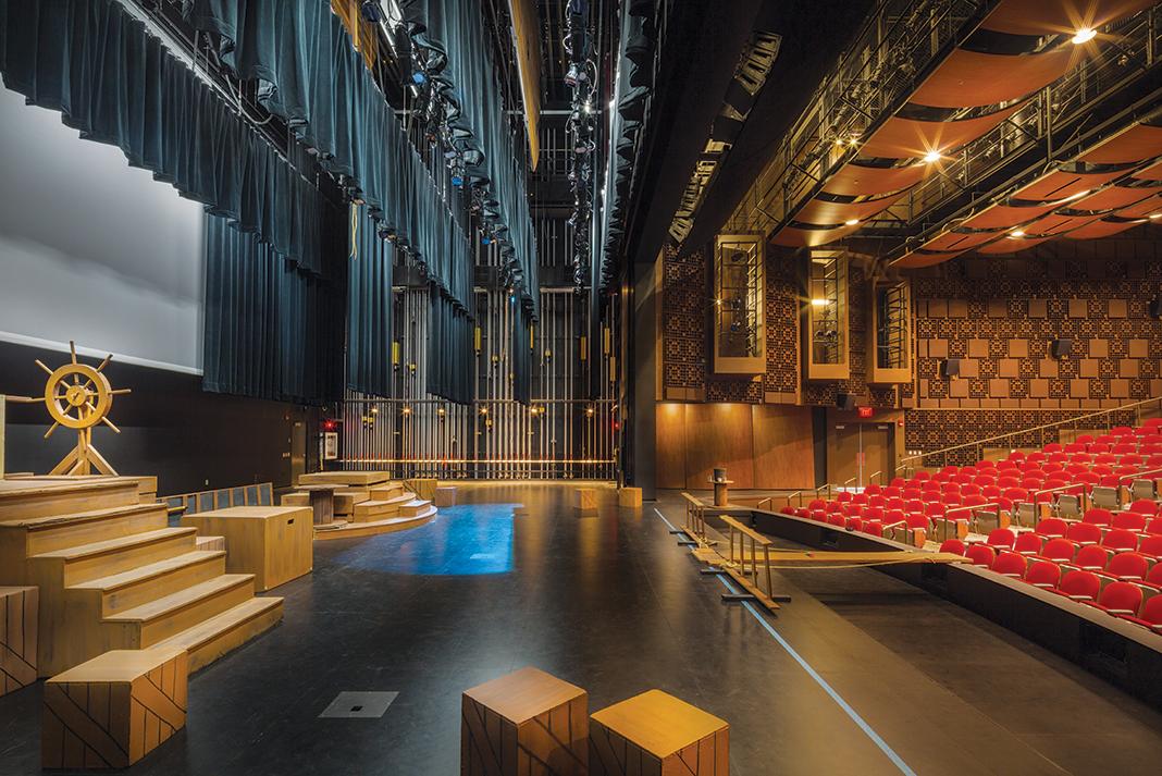 King Kekaulike Performing Arts Center