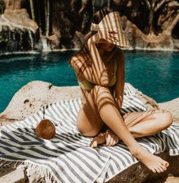 Kipa Beach towel