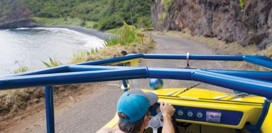 Kipahulu Maui Buggy