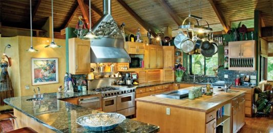 Maui Kitchen design