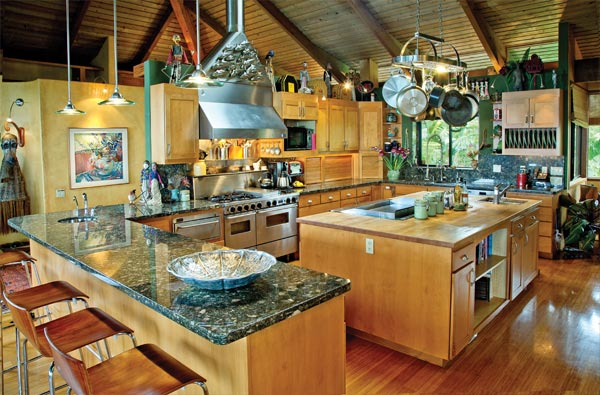 Maui great kitchens