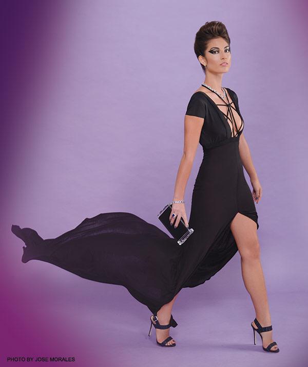 Koa Johnson dresses