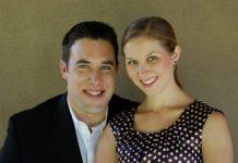 Jonathan Korth and Rachel Shutz