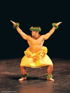 Ku Mai Ka Hula dancer