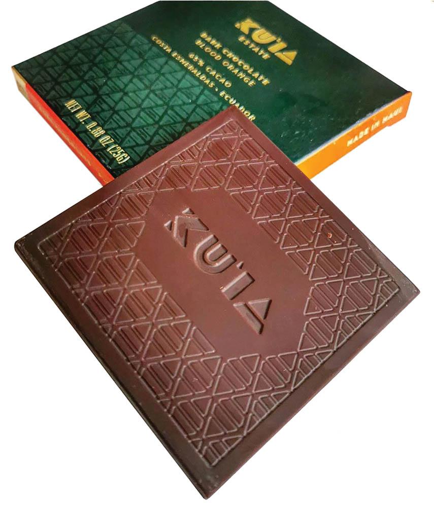 Kuia Maui Chocolate