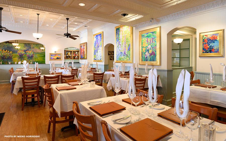 Lahaina Grill dining room