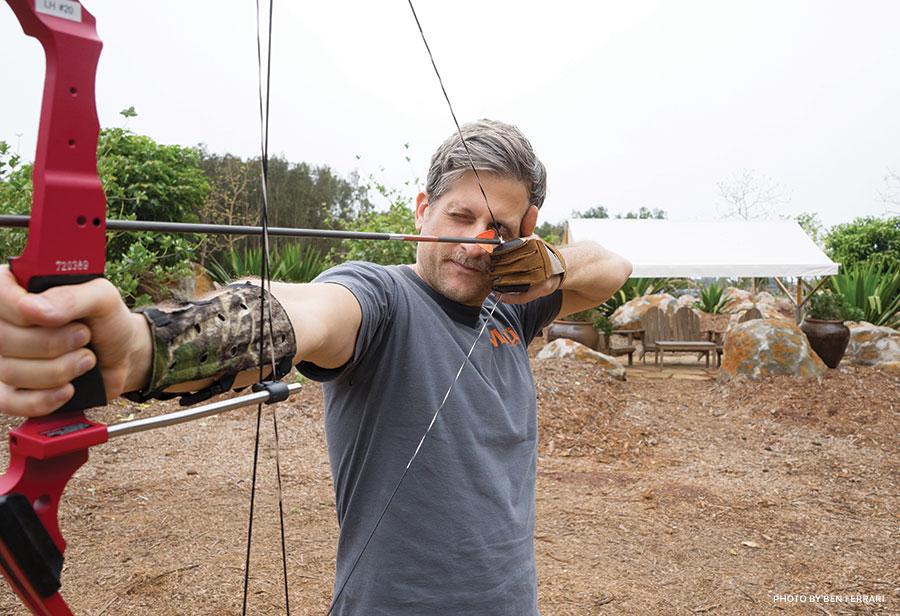 Lanai hawaii archery range