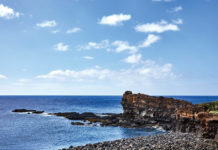 Lanai Hawaiian island