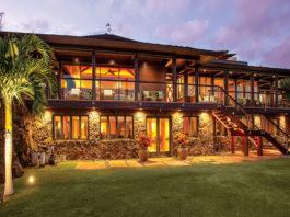 Lanai hideaway home