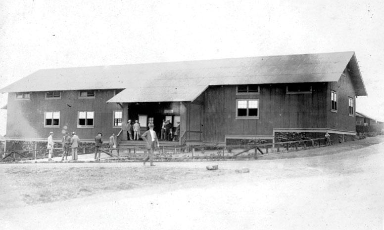 Lanai Theater 1926