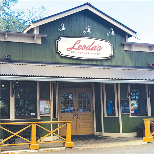 Leoda's Pie Shop