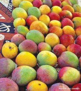 Lipoa Farmers Market Maui