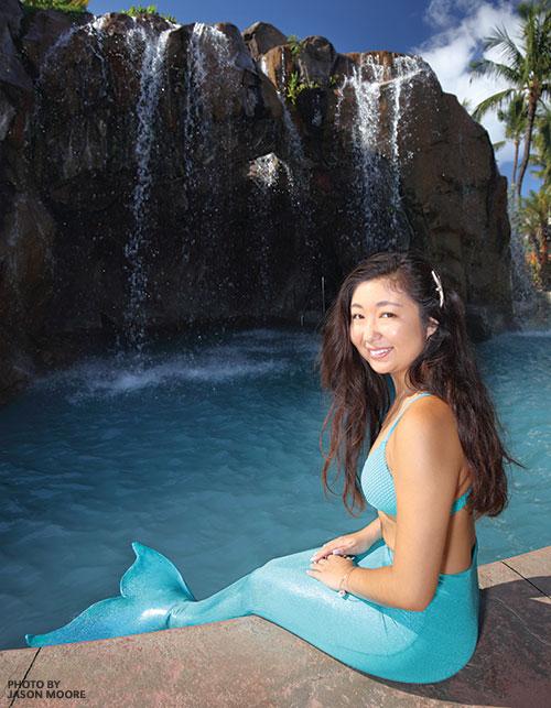 grand wailea mermaid
