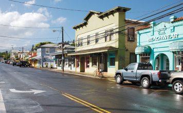 Paia Maui Road Trip