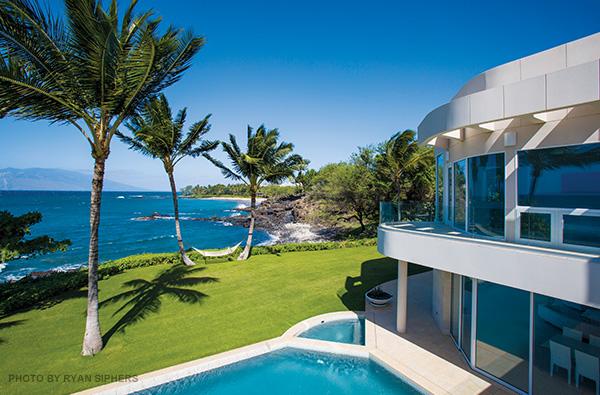 Makena Maui designer home