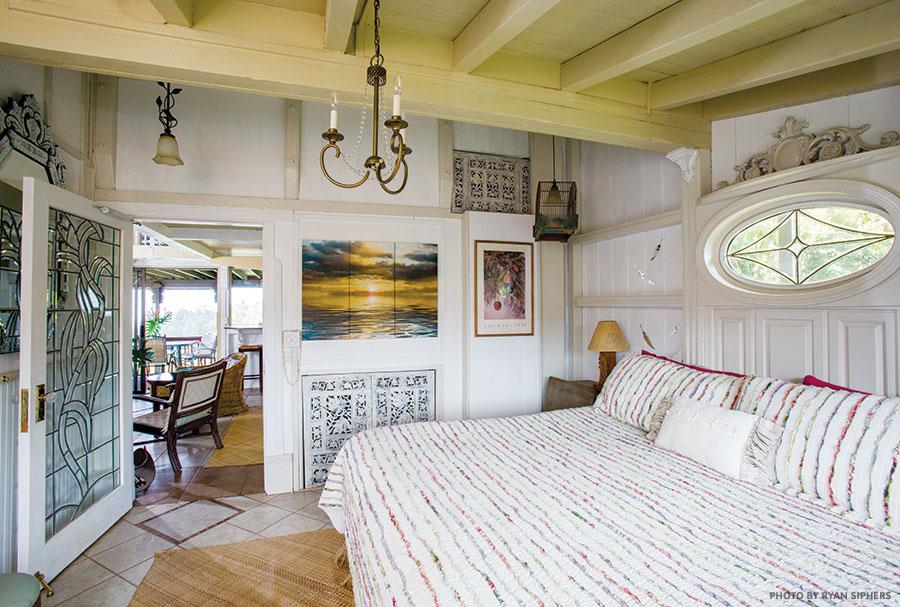 Mailko Retreat bedroom