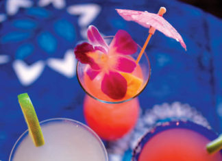 Mamas Fish house Cocktails