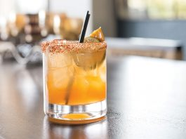 mango paloma cocktail