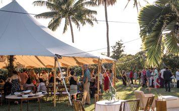 Maui chef wedding