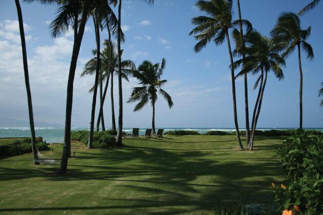 Maui Beach Home
