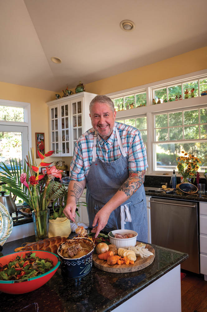 Maui Chef Eric Faivre Holiday Test Kitchen