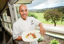 Maui Chef of the Year Jojo Vasquez