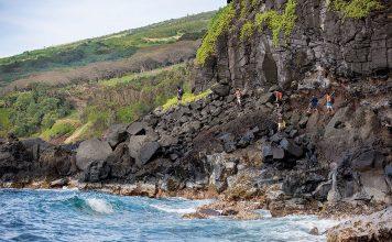 Hana fishermen