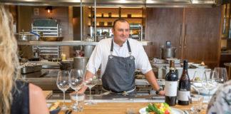 Chef de Cuisine Chance Savell