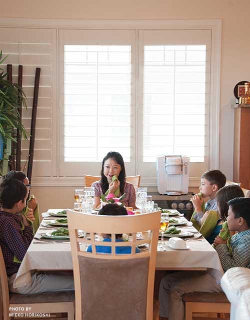 Maui Etiquette Class dining