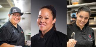 Maui female chefs