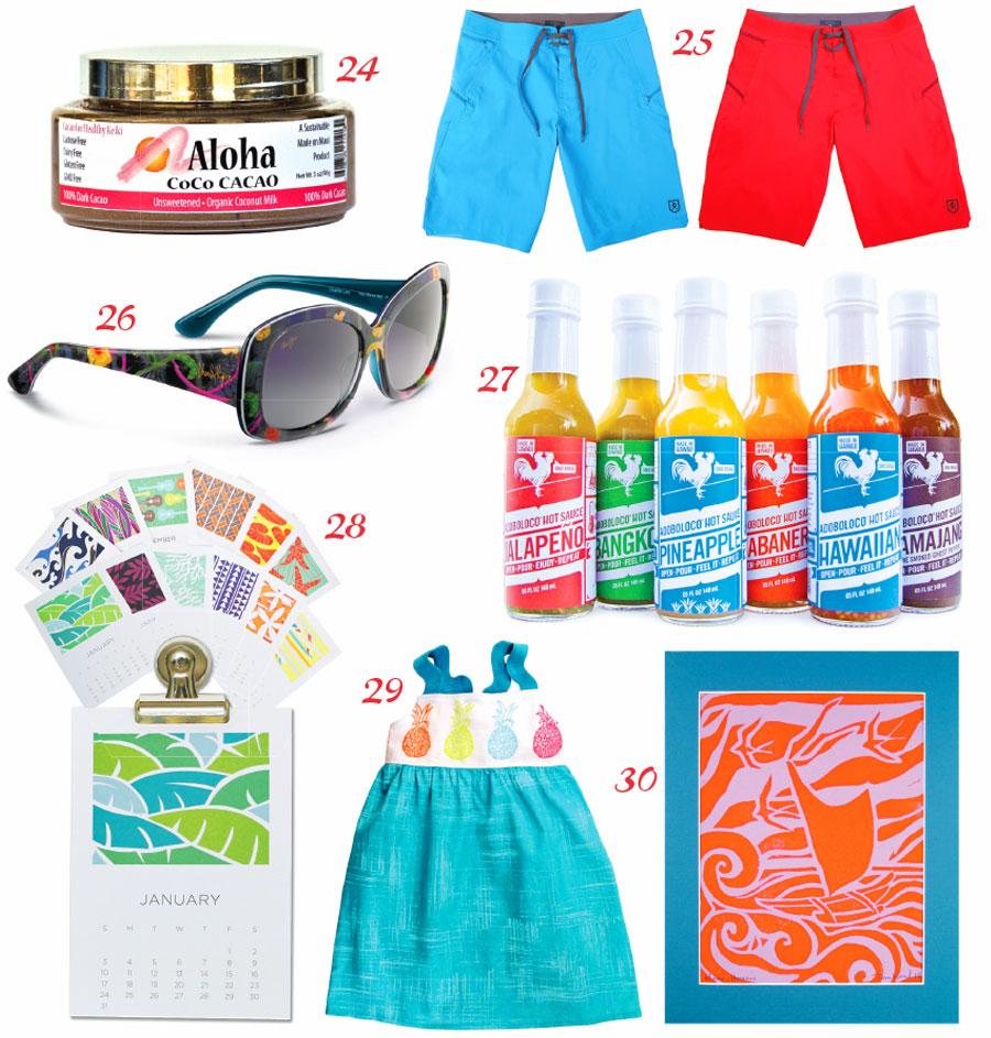 Maui gift guide