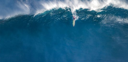 Maui Jaws big wave surfing competition